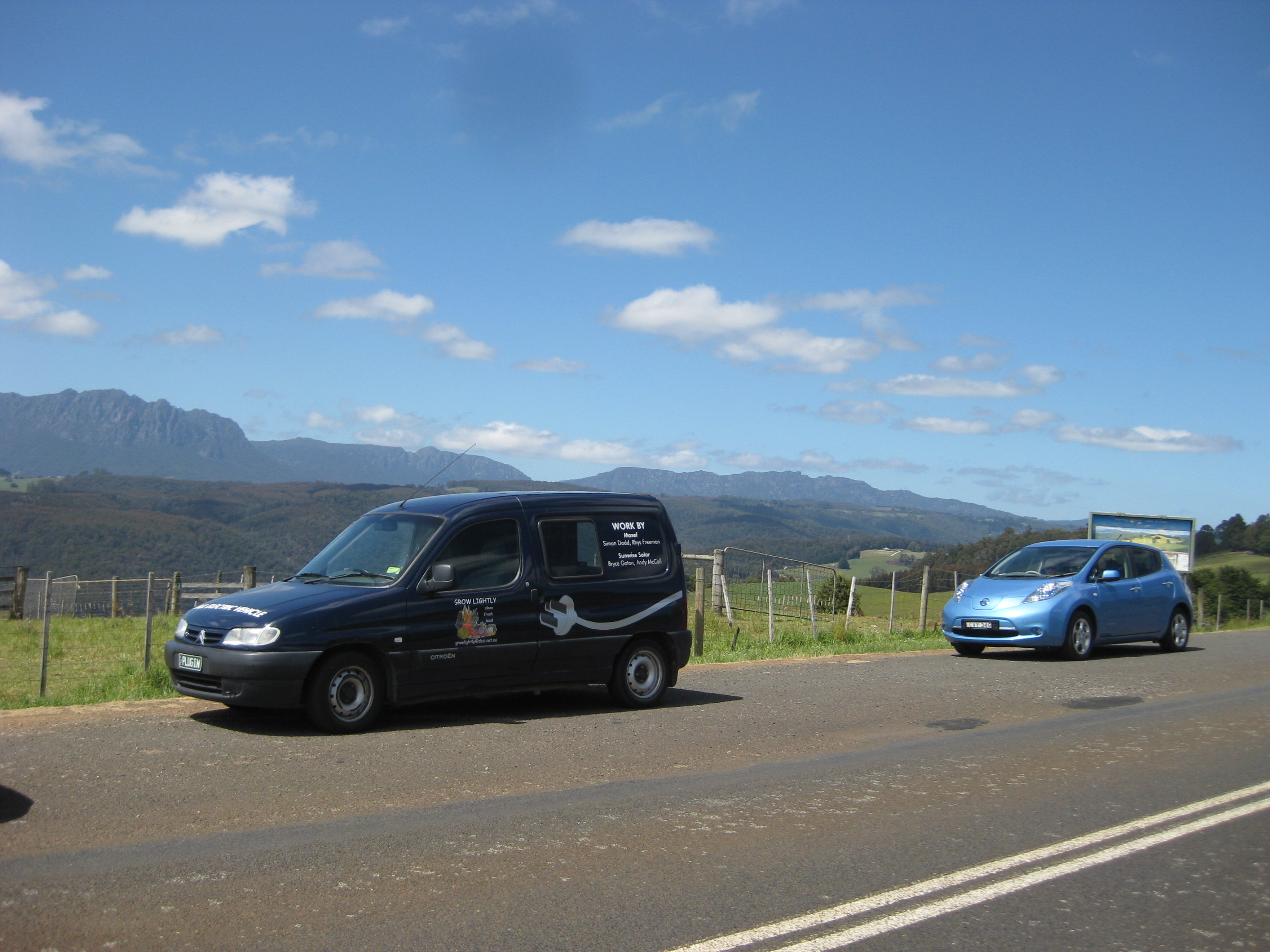 The new & the old-return trip from Cradle Mountain
