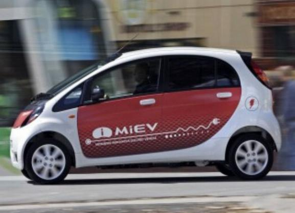 Mitsubishi i MiEV Review 12th July 2011 - AEVA Forums