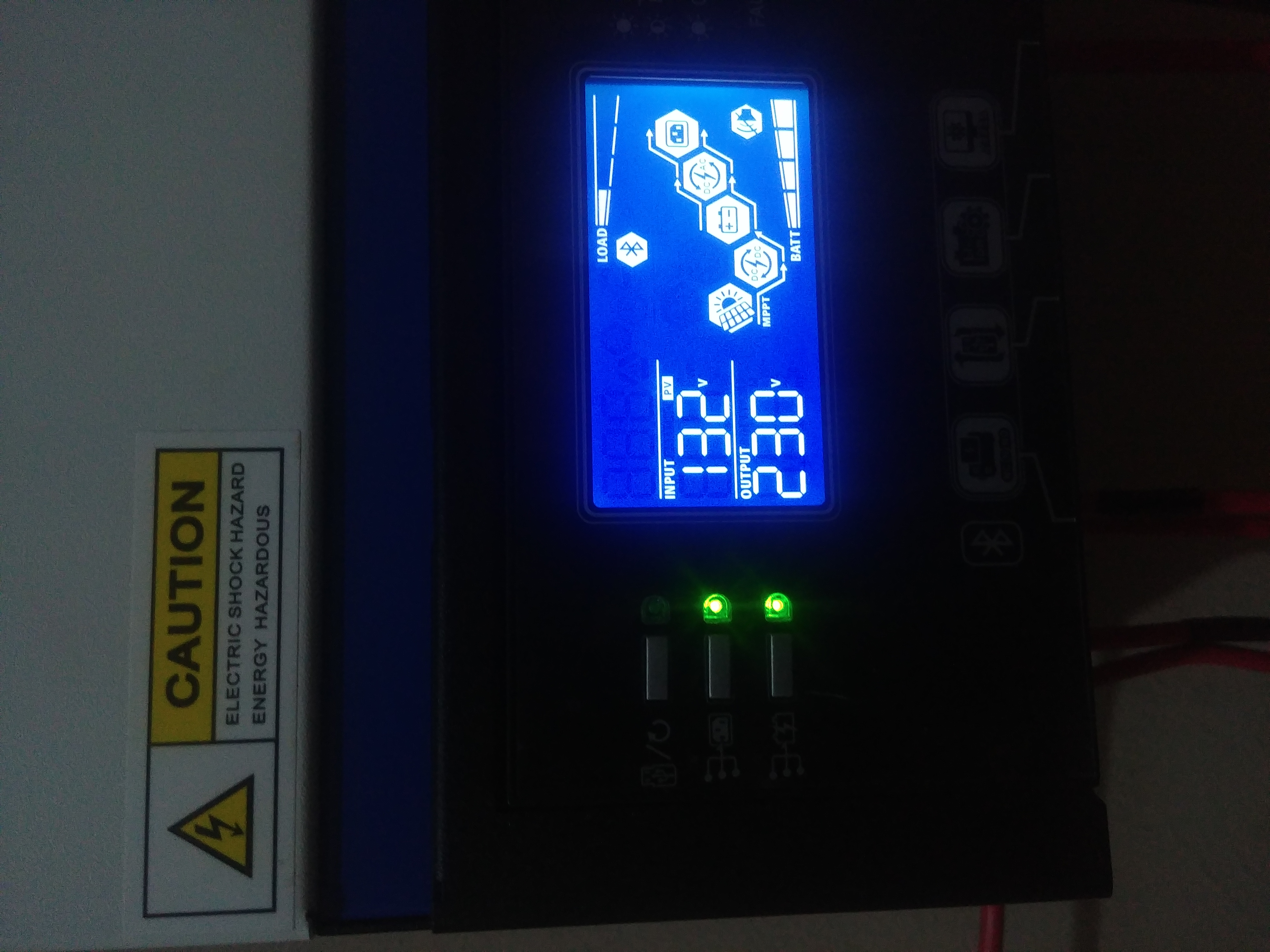 Mppt at lower voltage